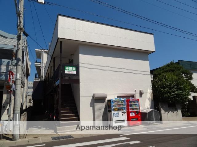 青森県弘前市の築27年 2階建の賃貸アパート