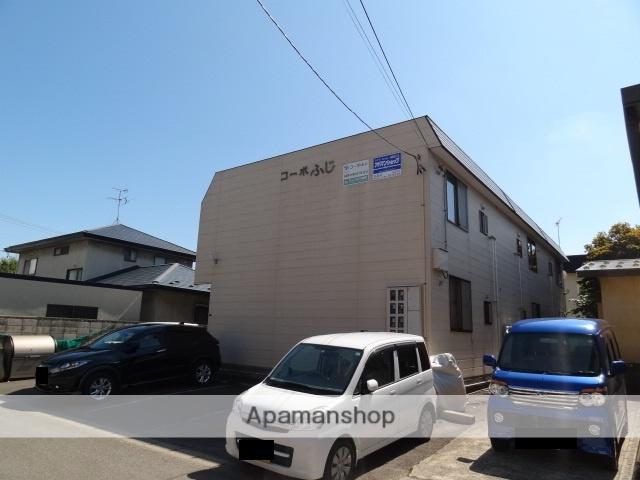 青森県弘前市の築31年 2階建の賃貸アパート
