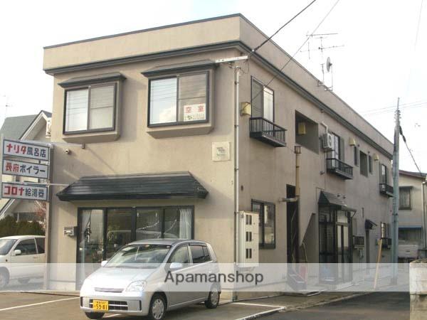 青森県弘前市、弘前駅徒歩30分の築18年 2階建の賃貸アパート