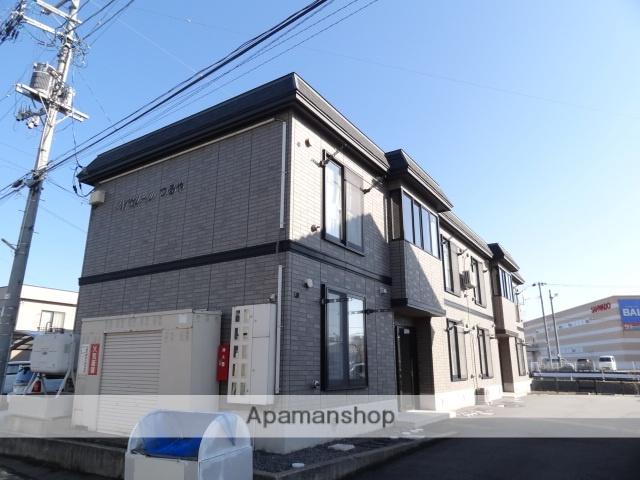 青森県弘前市、弘前駅徒歩28分の築16年 2階建の賃貸アパート