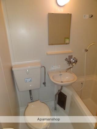 メゾンα[1K/23.14m2]のトイレ