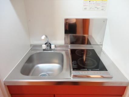 レオパレスヴェラナカノ[1K/26.08m2]のキッチン