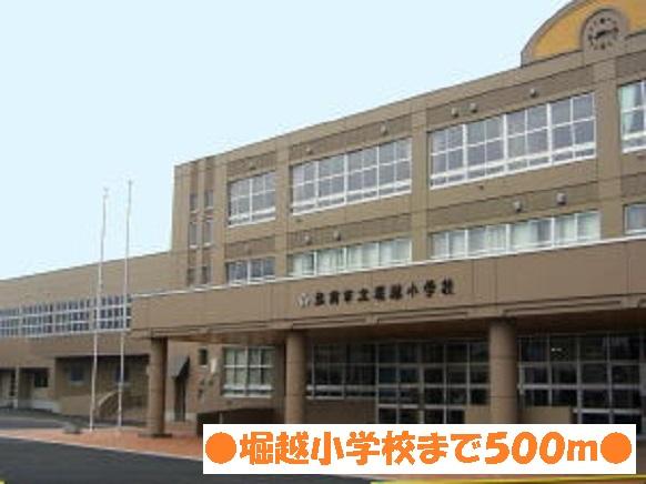 堀越小学校 500m
