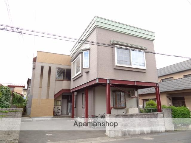 青森県弘前市、弘前学院大前駅徒歩6分の築28年 2階建の賃貸アパート