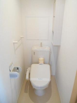 ジョイア ヴィラ Ⅱ[2LDK/58.45m2]のトイレ