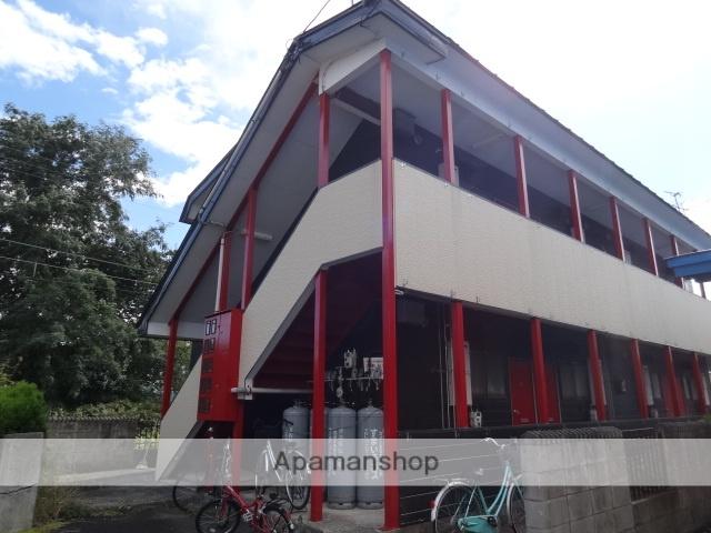 青森県弘前市、聖愛中高前駅徒歩7分の築30年 2階建の賃貸アパート