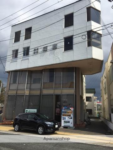 青森県弘前市、弘前駅徒歩17分の築38年 4階建の賃貸アパート