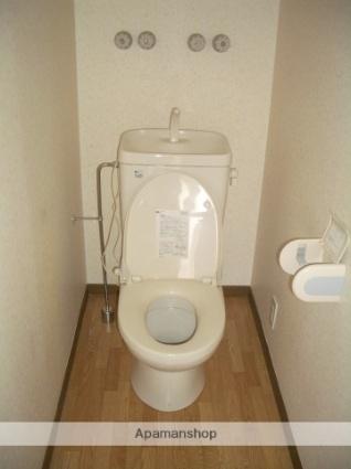 フォレスト ヒル[2DK/42.2m2]のトイレ