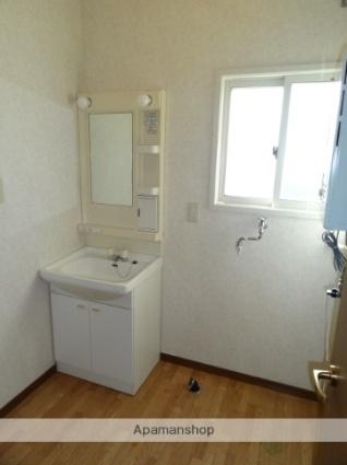 フォレスト ヒル[2DK/42.2m2]の洗面所