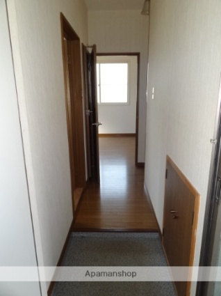フォレスト ヒル[2DK/42.2m2]の玄関
