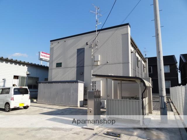 青森県弘前市、弘前駅徒歩30分の築7年 2階建の賃貸アパート