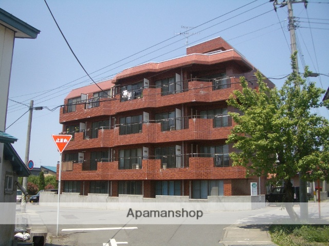 青森県北津軽郡板柳町、板柳駅徒歩10分の築25年 4階建の賃貸マンション