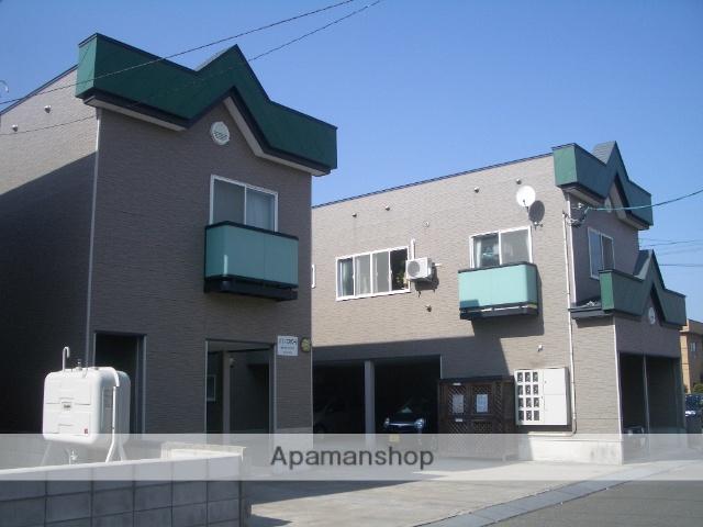 青森県弘前市、弘前駅徒歩9分の築15年 2階建の賃貸アパート