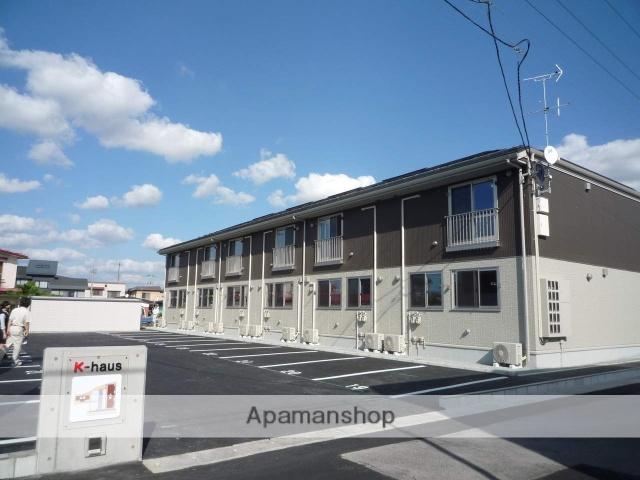 青森県弘前市、弘前駅徒歩25分の築5年 2階建の賃貸アパート