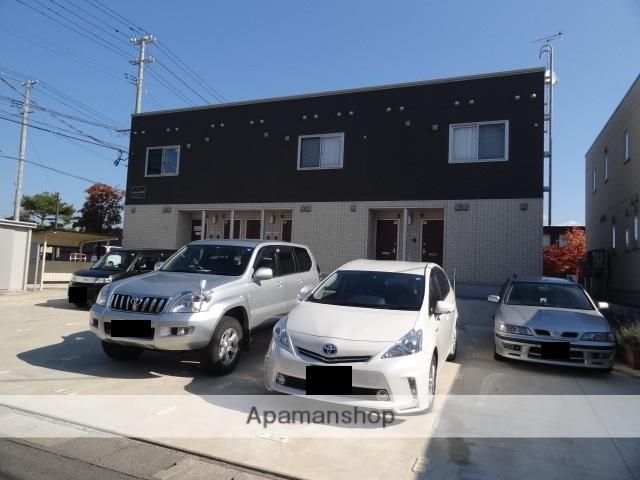 青森県弘前市の築4年 2階建の賃貸アパート