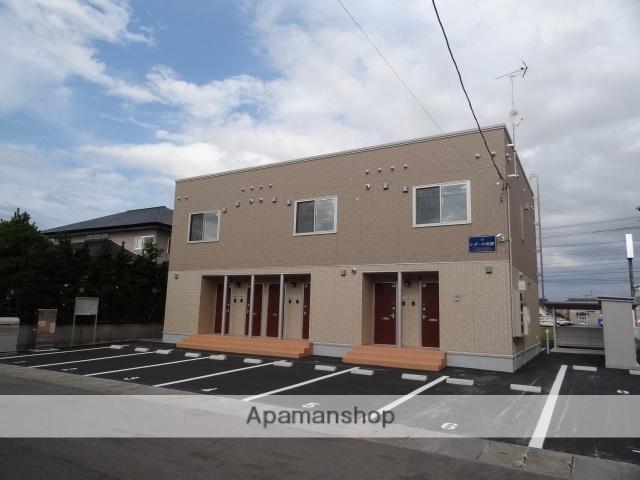 青森県弘前市の築2年 2階建の賃貸アパート