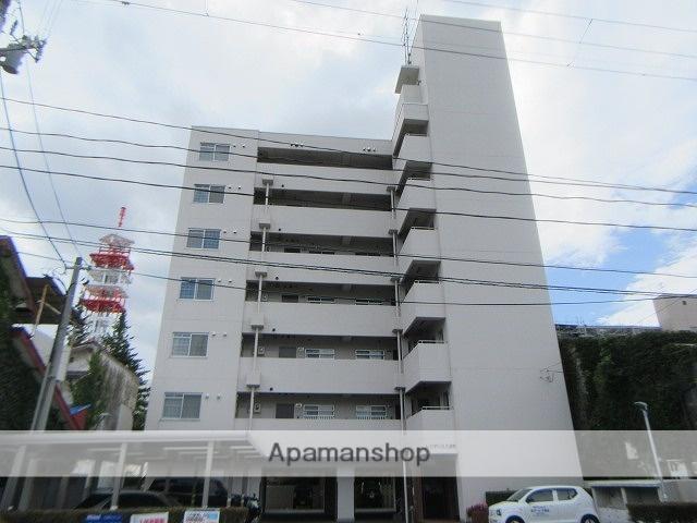 岩手県盛岡市の築31年 7階建の賃貸マンション
