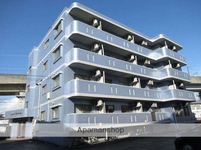 岩手県盛岡市、盛岡駅徒歩16分の築12年 4階建の賃貸マンション