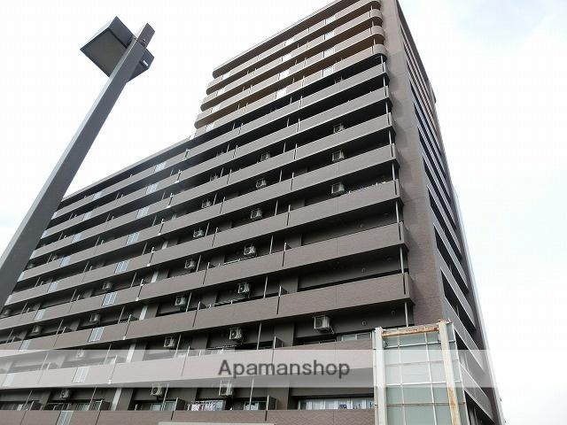 岩手県盛岡市、盛岡駅徒歩10分の築5年 14階建の賃貸マンション