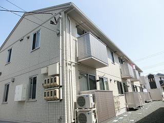 岩手県盛岡市、青山駅徒歩7分の築5年 2階建の賃貸アパート
