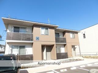 岩手県盛岡市の築2年 2階建の賃貸アパート