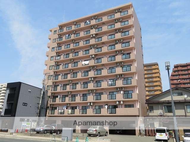 岩手県盛岡市、盛岡駅徒歩10分の築19年 10階建の賃貸マンション