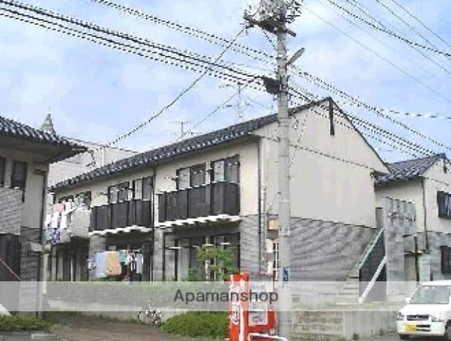 岩手県盛岡市、岩手飯岡駅徒歩46分の築21年 2階建の賃貸アパート