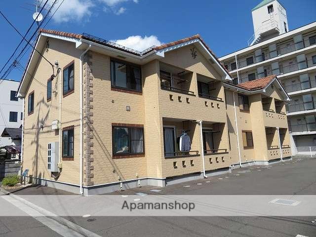 岩手県盛岡市の築7年 2階建の賃貸アパート