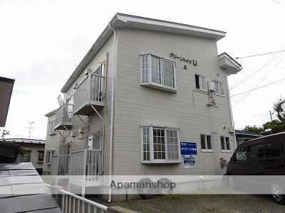 岩手県盛岡市の築28年 2階建の賃貸アパート