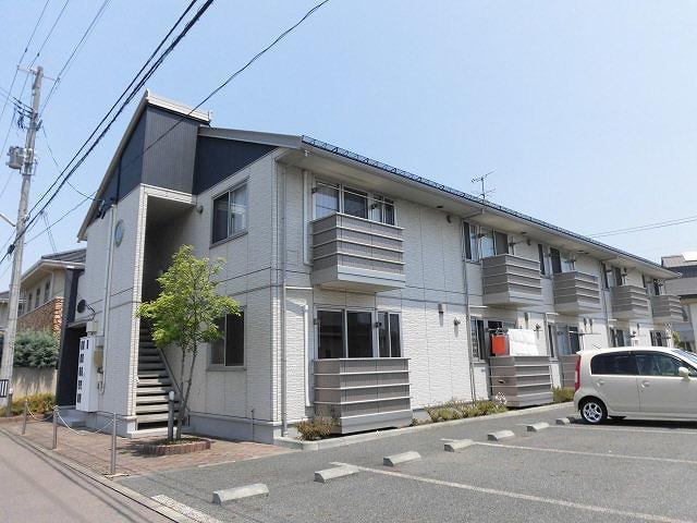 岩手県盛岡市の築7年 2階建の賃貸テラスハウス