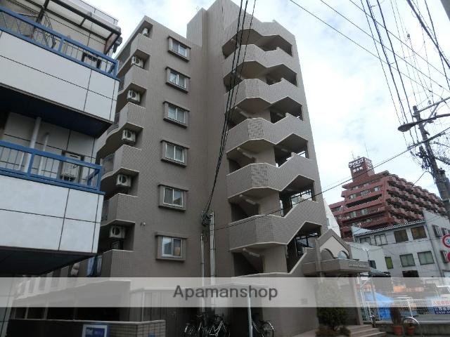 岩手県盛岡市の築17年 7階建の賃貸マンション