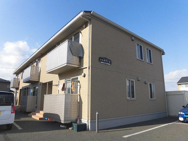 岩手県盛岡市の築6年 2階建の賃貸アパート