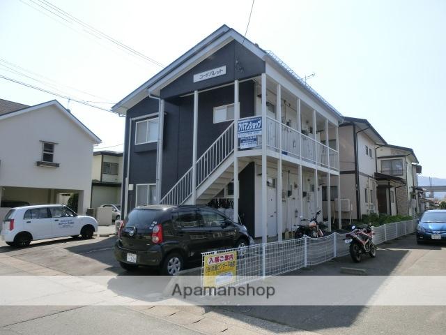 岩手県盛岡市、岩手飯岡駅徒歩6分の築28年 2階建の賃貸アパート