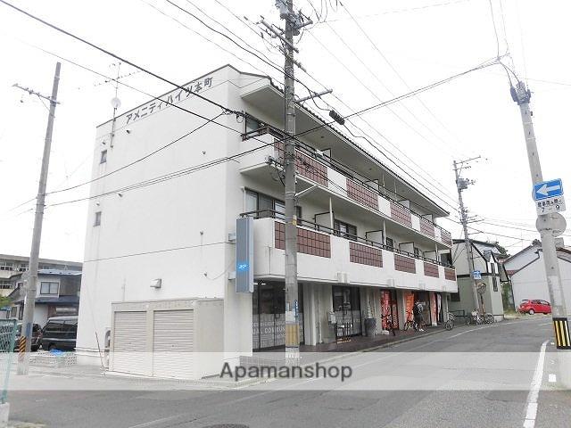 岩手県盛岡市の築28年 4階建の賃貸マンション