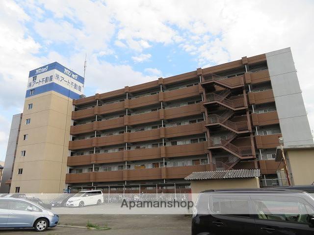岩手県盛岡市の築36年 6階建の賃貸マンション