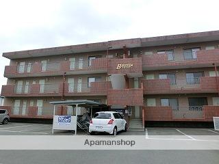 岩手県岩手郡滝沢村の築18年 3階建の賃貸マンション