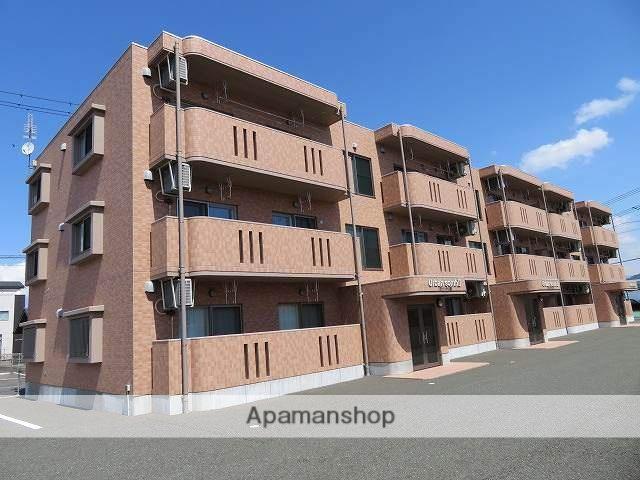 岩手県盛岡市の築5年 3階建の賃貸マンション