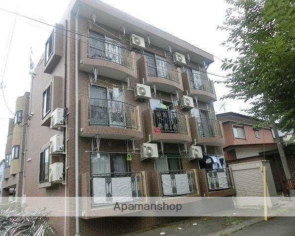 岩手県盛岡市の築13年 3階建の賃貸マンション