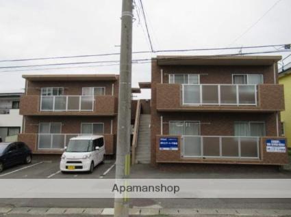 岩手県盛岡市の築9年 2階建の賃貸マンション