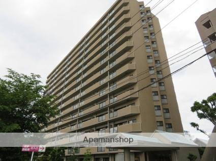 岩手県盛岡市、盛岡駅徒歩7分の築20年 14階建の賃貸マンション