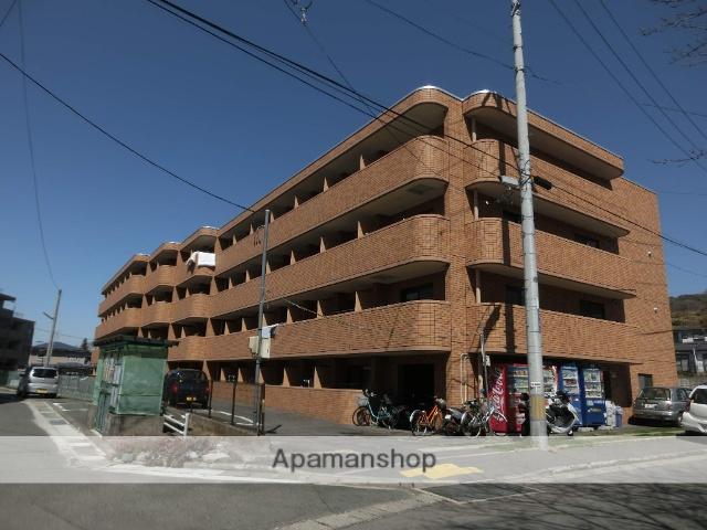 岩手県盛岡市の築25年 4階建の賃貸マンション