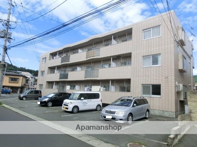 岩手県盛岡市の築20年 3階建の賃貸マンション
