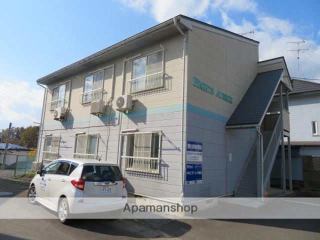 岩手県盛岡市の築24年 2階建の賃貸アパート