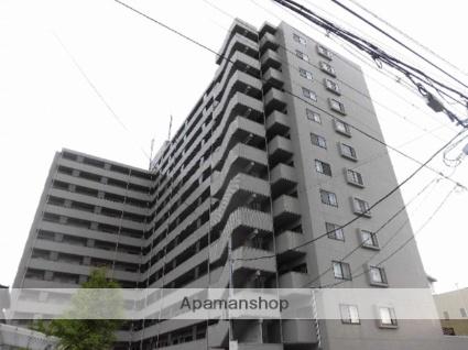 岩手県盛岡市の築23年 13階建の賃貸マンション