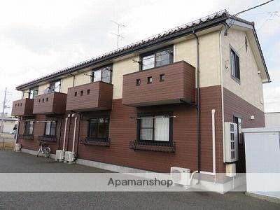 岩手県盛岡市の築8年 2階建の賃貸アパート