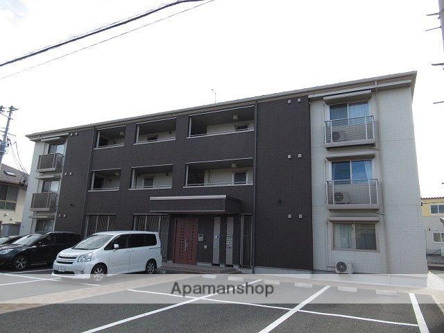 岩手県盛岡市の築4年 3階建の賃貸マンション