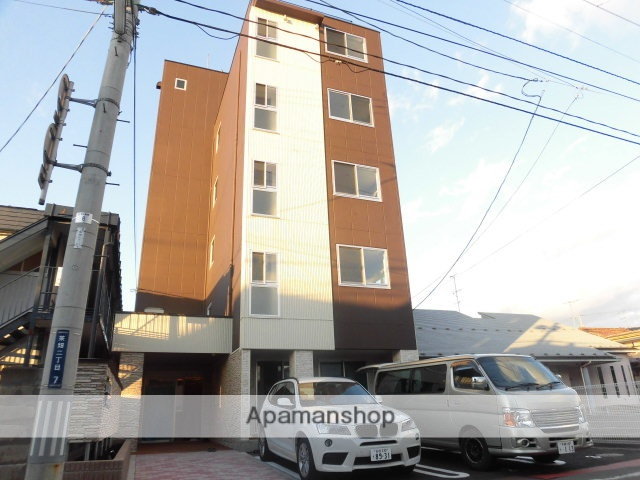 岩手県盛岡市の築37年 5階建の賃貸マンション