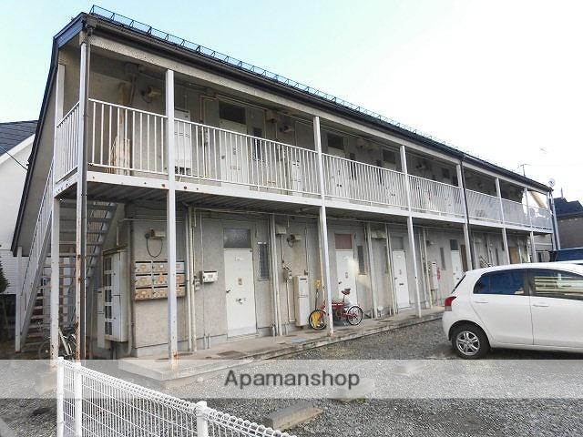 岩手県盛岡市の築42年 2階建の賃貸アパート