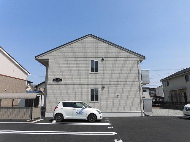 岩手県盛岡市、青山駅徒歩5分の新築 2階建の賃貸アパート