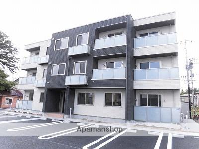 岩手県盛岡市の新築 3階建の賃貸マンション